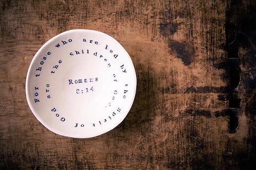 Ceramic Mini Bowls