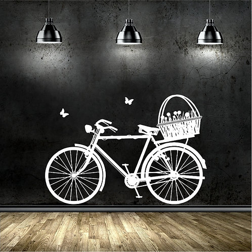 Vintage Bicycle (2) - Small