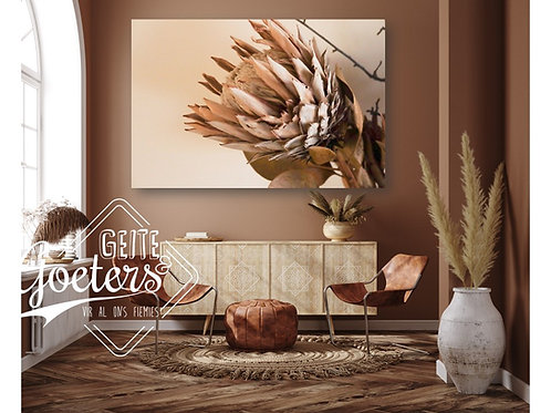 2021 Steel/Wood Protea Rustic Protea