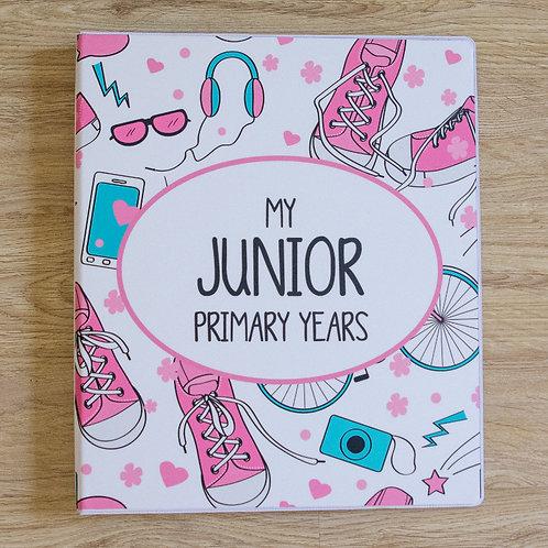 Junior Primary Album – Girls (Edgy Cover)