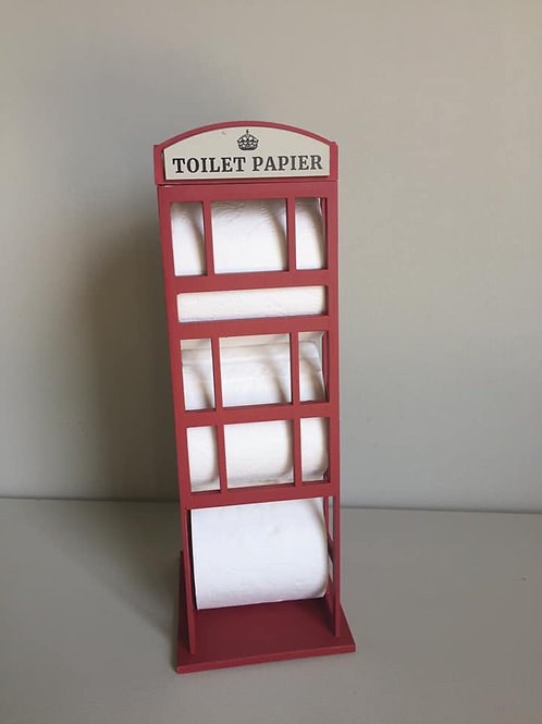 Toilet Roll holder phone booth