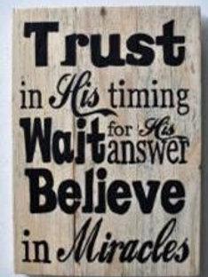 Trust - Medium