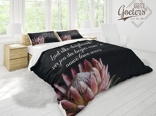 Laat elke dagbreek Protea Pink