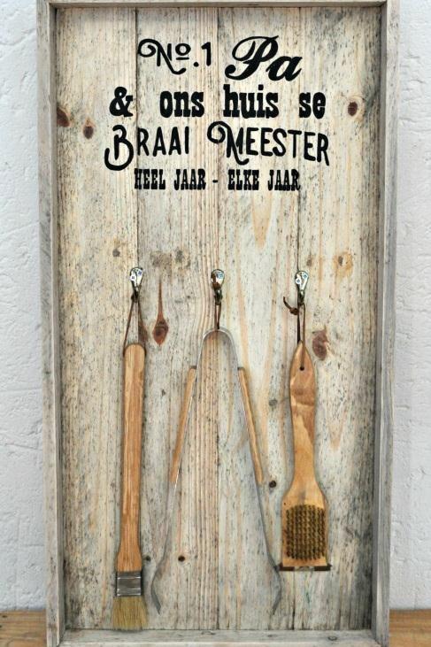 Braai Meester/ Braai Master