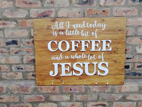 Coffee big board