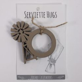 Serviette Rings Flat