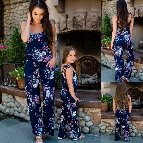 Mommy and me: Romper