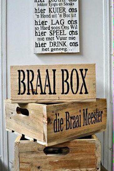 Braai Box