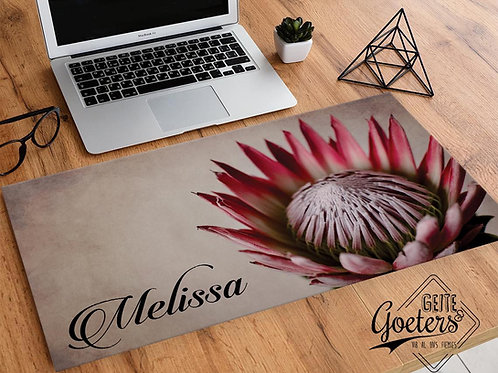 Desk Runners Protea Pink