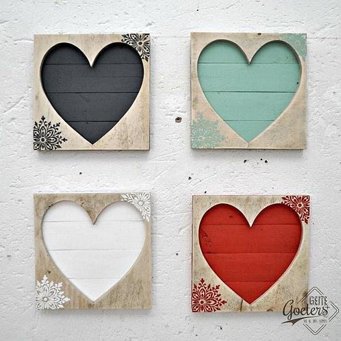 Hearts - each