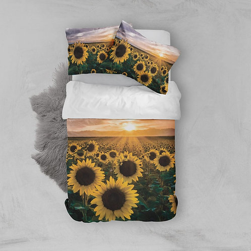 Bedding Sonneblom