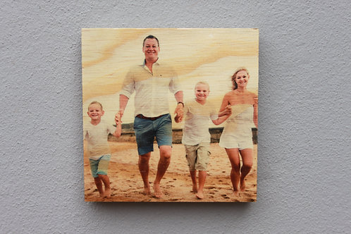 Large: Photo on wood/Foto op hout