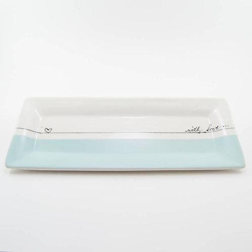 Rectangular Platter – Candy Love
