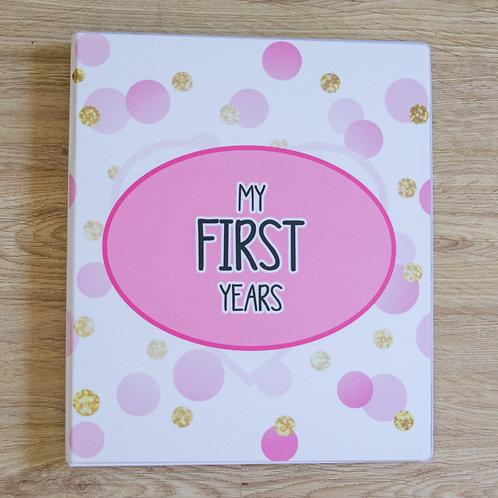 My First Years Album – English Girls