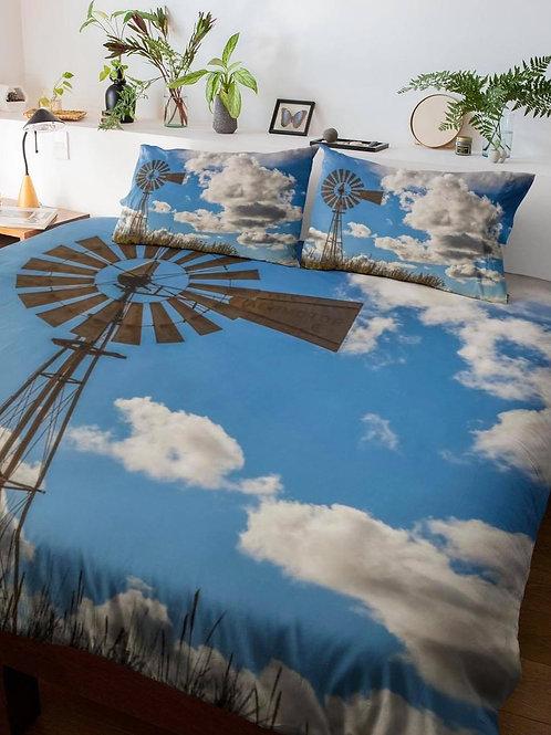 Bedding Sky windmill