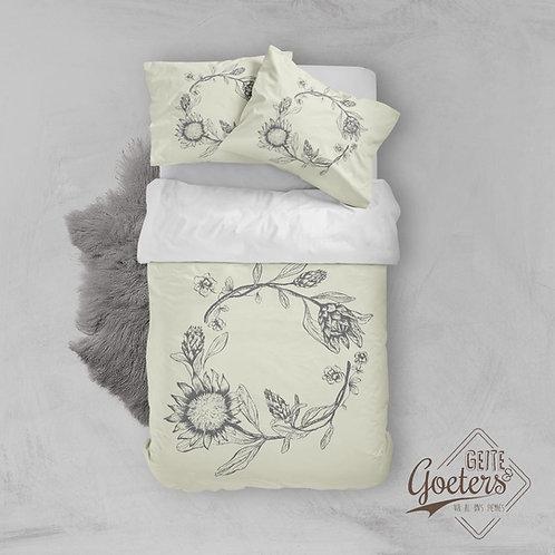Bedding Protea round