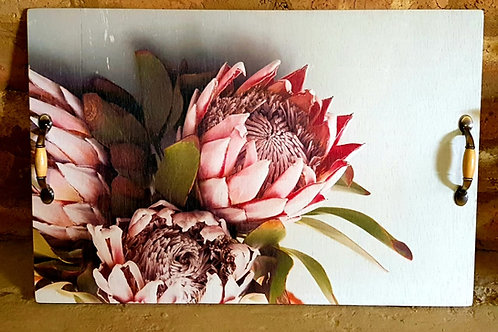 WHOLESALE Xtra Large Tray: Protea