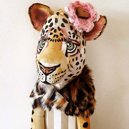 Tiger Soft toy decor
