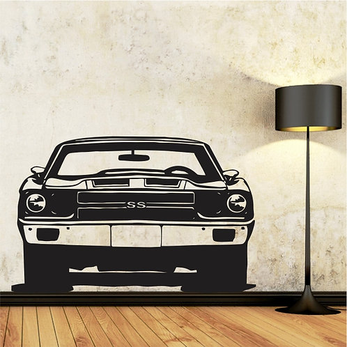 Muscle Car - Small