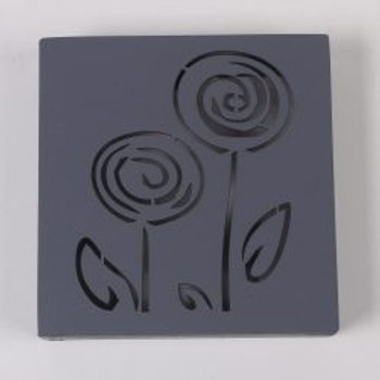 3D boxes: Flower 3: Round heads