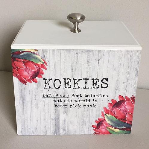 Koekies/Cookies
