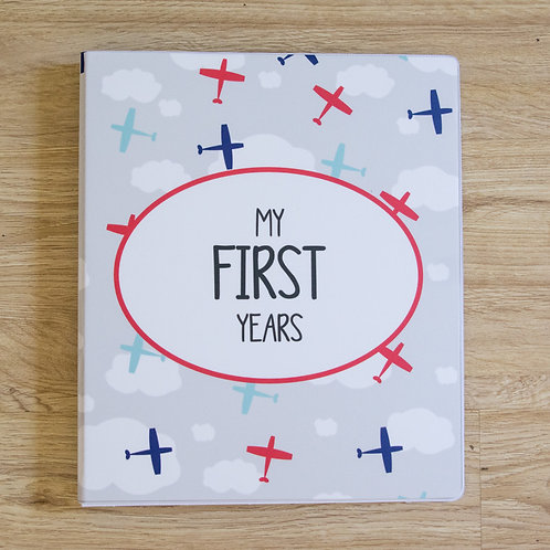My First Years Album – English Boys