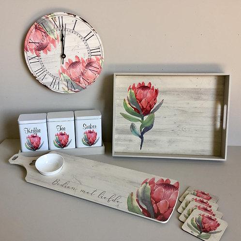 Tray, Tin, Coasters, watch & serving tray