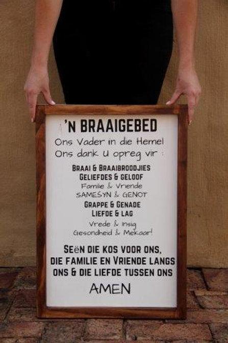 Special: Braaigebed