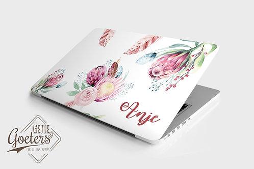 Laptop Skins: Protea Pink