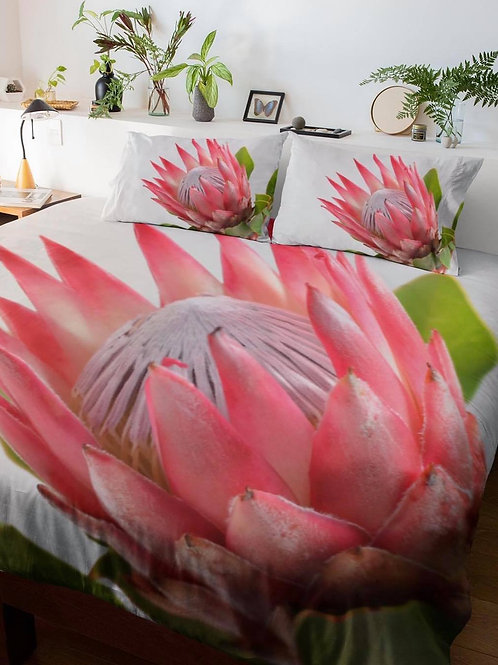 Bedding Protea Light Pink