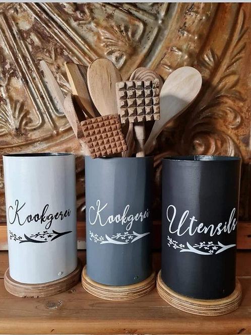 Kookgerie/utensils