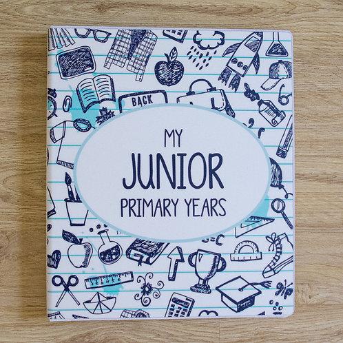 Junior Primary Album – Boys