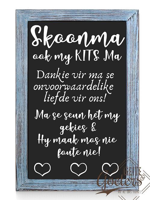 Moedersdag: Skoonma