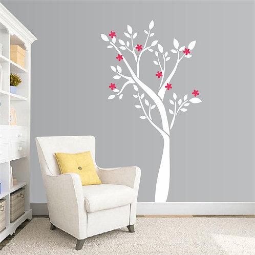 Wa022 - Tree With Small Flowers