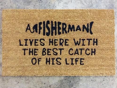 Fisherman Doormat