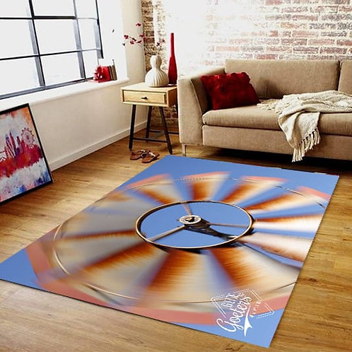 Vinyl Mat (non slip 4mm thick): Windmill Turn