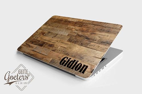 Laptop Skins: Wood
