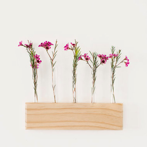 Flower Bud Forest (Penta Wall)