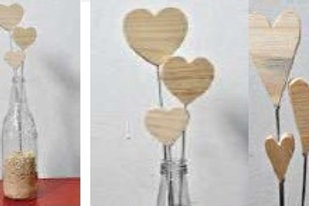 Hearts on Wire 2 (set of 3)