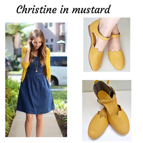 Christine shoe