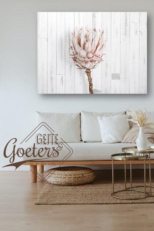 2020 Wood Single Protea