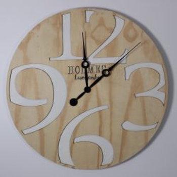 Clock 3 6 9 12