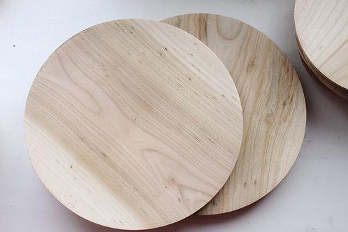 Medium Wooden Trivet -Rustic Oak
