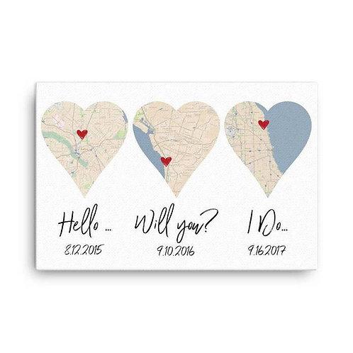 Hello, will you, I do