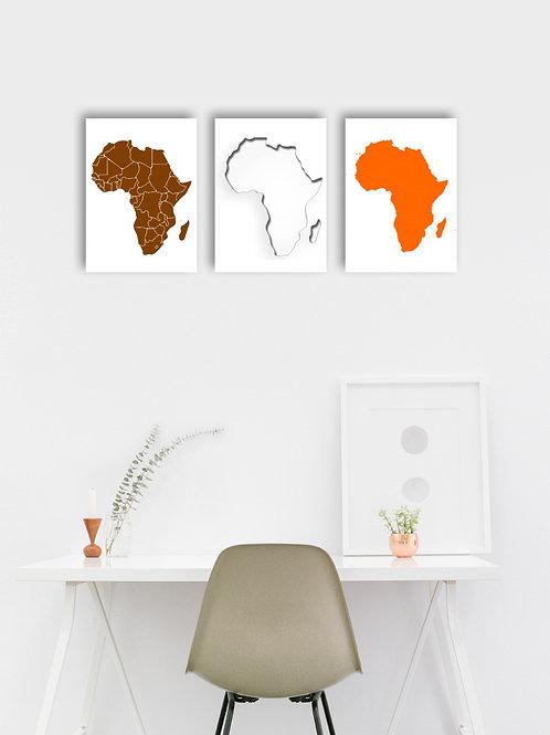 Set of Africa 1