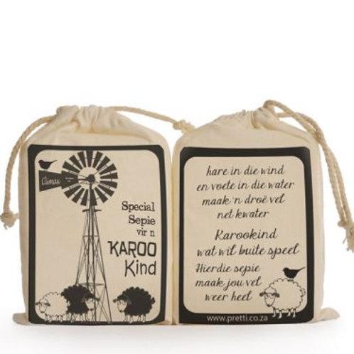 Karoo kind seep