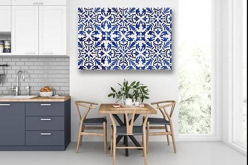 Steel/Wood 2020 Spanish Royal Blue