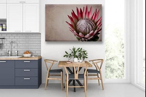 Steel/Wood 2020 Protea Dark Pink