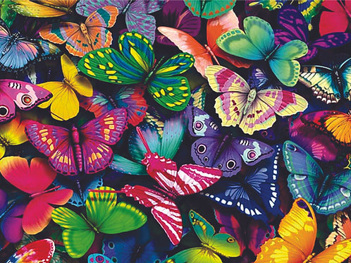 Desk Runners Butterfly