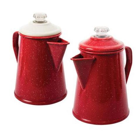 Coffee Pot Enamel 18cm